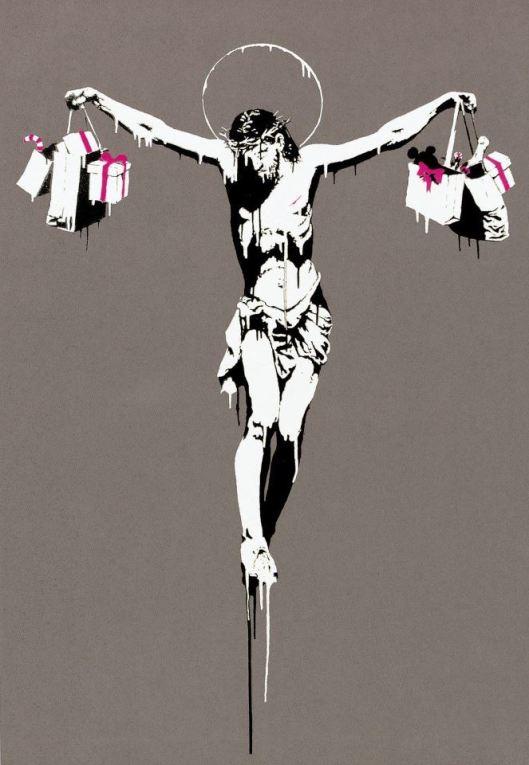 Banksy Christmas